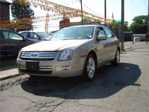 2006 FORD FUSION SEL V-6.