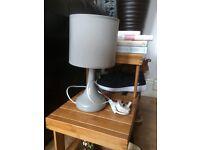 Lamp £5