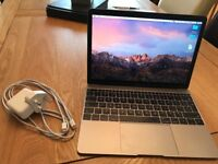 12-inch (MacBook 2015) 1.1 GHz Intel Core, 8 GB 1600 MHz DDR3 RAM , 250GB Hard Drive