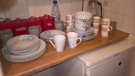 Kitchen ware selection