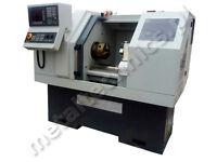 FLAT BED CNC LATHE CK6432 360X500 MM BEST PRICE!!