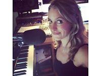 Signed Singer-Songwriter Kat Rose Seeks Local Musicians