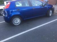 Fiat punto 2006 £650 12 months mot!!