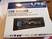 Alpine cde 196dab