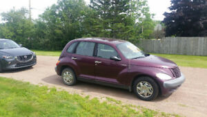 2003 Chrysler PT Cruiser Sedan MVI JUNE2018
