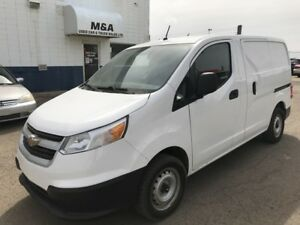 2015 Chevrolet City Express Cargo Van LT - FINANCING AVAILABLE !