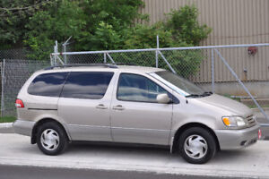 2003 Toyota Sienna Minivan NEW PRICE FOR A QUICK SALE!