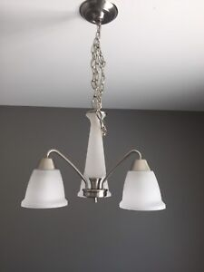 Dining - kitchen chandelier lustre fixture light