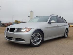 2008 BMW 328xi Touring *AWD* in mint condition call JDK 380-2229