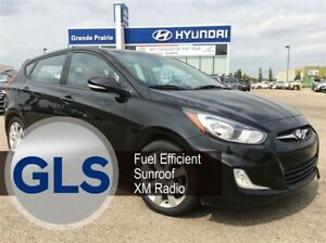 2013 Hyundai Accent GLS   Heated Seats   Low KMs