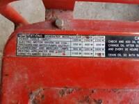 Makita G1300k generator
