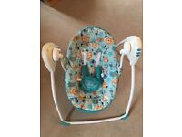 Baby weavers swinging chair