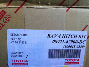 Toyota Rav 4 Trailer Wire Kit