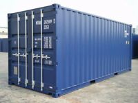 STORAGE CONTAINERS TO RENT from