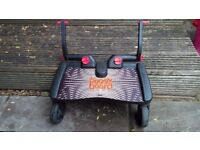 Second hand lascal Maxi buggy board for sale