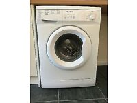2yr old Bush washing machine in excellent condition. 6kg load. Can drop off free if local