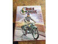 BSA Bantam by Owen Wright