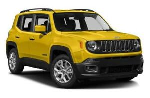 2016 Jeep Renegade North Ex Service Shuttle