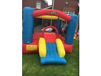 Bouncy castle with slide £50