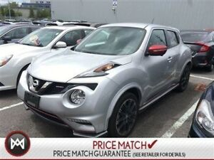 2016 Nissan Juke AWD TURBO NAVIGATION LOADED