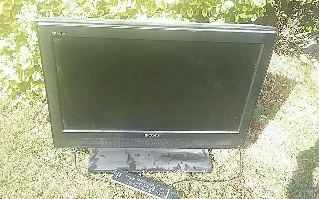 "26""sony tvin Luton, BedfordshireGumtree - 26"" sony tv good working order collection lu2 stopsley call 07722291685 £50 ono"