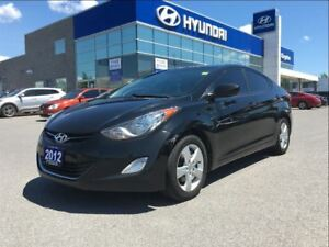 2012 Hyundai Elantra GLS *Sunroof-Heated Seats*