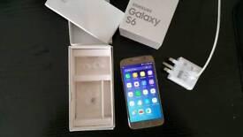Samsung Galaxy S6 Gold unlocked