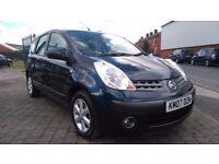 2007 (07reg), Nissan Note 1.4 16v SE 5dr Hatchback, £1,495 p/x welcome