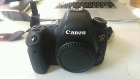 Canon 6d Body - low shutter count 26k