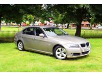 2010 BMW 3 SERIES 320D EFFICIENTDYNAMICS 4 DR**MANUAL*DIESEL*PARKING SENSORS*FULL SERVC HSTRY**
