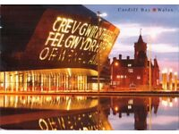 I Will Send You A Postcard From Cardiff, Wales