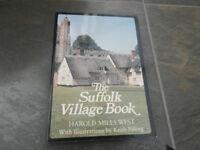 The Suffolk Village Book by Harold Mills West