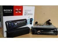 Sony xplod bluetooth car sterio