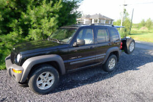2002 Jeep Liberty Sport VUS