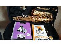 alto saxophone jupiter
