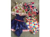 Beautiful 3-6 month dresses