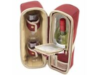 Deluxe Wine Picnic Bag Cooler