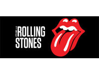 TWO TICKETS FOR THE ROLLING STONES CONCERT AT AMSTERDAM ARENA ON 30 SEPTEMBER 2017