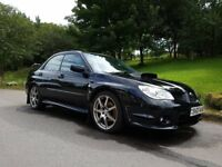 Subaru Impreza WRX 2007 for Sale - £5400 - Rare model in Black with Prodrive bodykit and Low miles