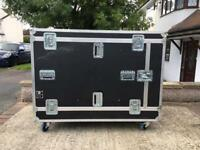Huge equipment flight case