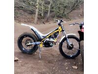 2014 SHERCO 250 ST EDITION TRIALS BIKE
