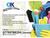 D&K CLEANING SERVICES