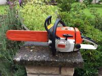 Still 024AV chainsaw