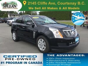 2016 Cadillac SRX Luxury AWD Navigation Sunroof