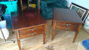 Coffee and 2 end tables for sale