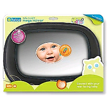 Brica baby mirror for car