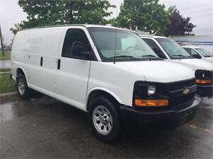 2012 Chevrolet Express G1500 - Cargo