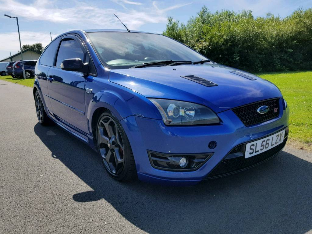 2006 (56) FORD FOCUS ST-2 300BHP 2.5 TURBO PETROL MANUAL MASSIVE SPEC