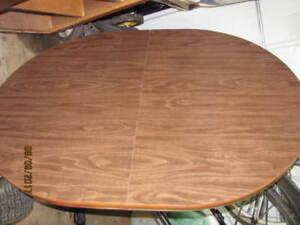 Oval Table - no chairs