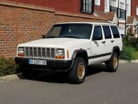 Jeep Cherokee XJ 2.5 TD Sport (1998) LHD + LEFT HAND DRIVE + 4X4 + DIESEL + MANUAL +1 OWNER +SPANISH